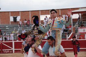 Sáncez y Pacheco abandonaron la plaza a hombros.