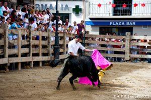 Fiestas de Ablitas. Javier Antón de capa 2. 16-IX-2019