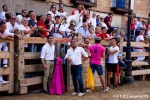 Fiestas de Ablitas. Javier y Vicente Antón. 16-IX-2019