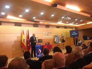 Intervencón de Vidal Pérez Herrero