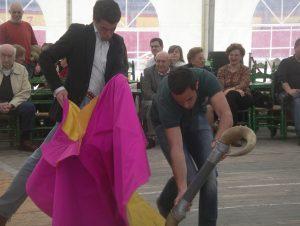 Hace siete años, Francisco Marco toreó de salón en la plaza de Pamplona.