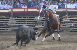 Pablo Hermoso de Mendoza quiebra con 'Índico' en La Petatera.