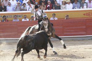 'Martincho', hijo de 'Caviar', tuvo un gran debut como caballo de salida.