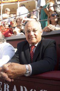 El ganadero de bravo Borja Domecq Solís.