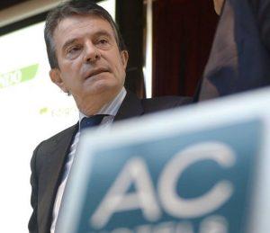 El empresario navarro Antonio Catalán ha mostrado su cara más solidaria.