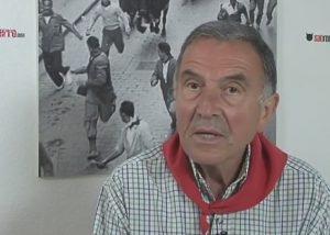 Javier Lorente Cía, hace diez años.