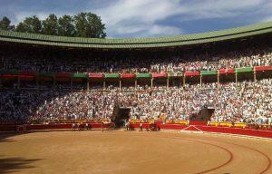 La plaza de toros de Pamplona permanecerá vacía entre el 6 y el 14 de julio, algo completamente inusual.