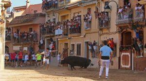 El bous al carrer está muy arraigado en la Comunidad Valenciana.