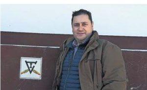 David Hernández, de 36 años, es el nuevo presidente del Club Taurino de San Adriá, que cuenta con 205 socios.