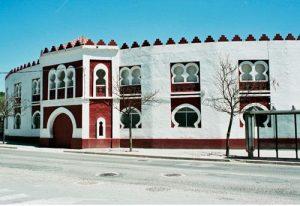 La plaza de toros de Esella fue inaugurada en 1917.