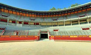 La plaza de toros de Pamplona puede convertirse en un espacio público para vacunar.