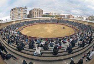 En los festejos de octubre, el comportamiento del público en la plaza de Tudela fue ejemplar.